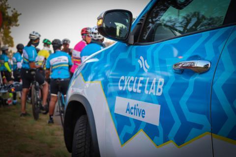 BLUE CAR CYCLE LAB